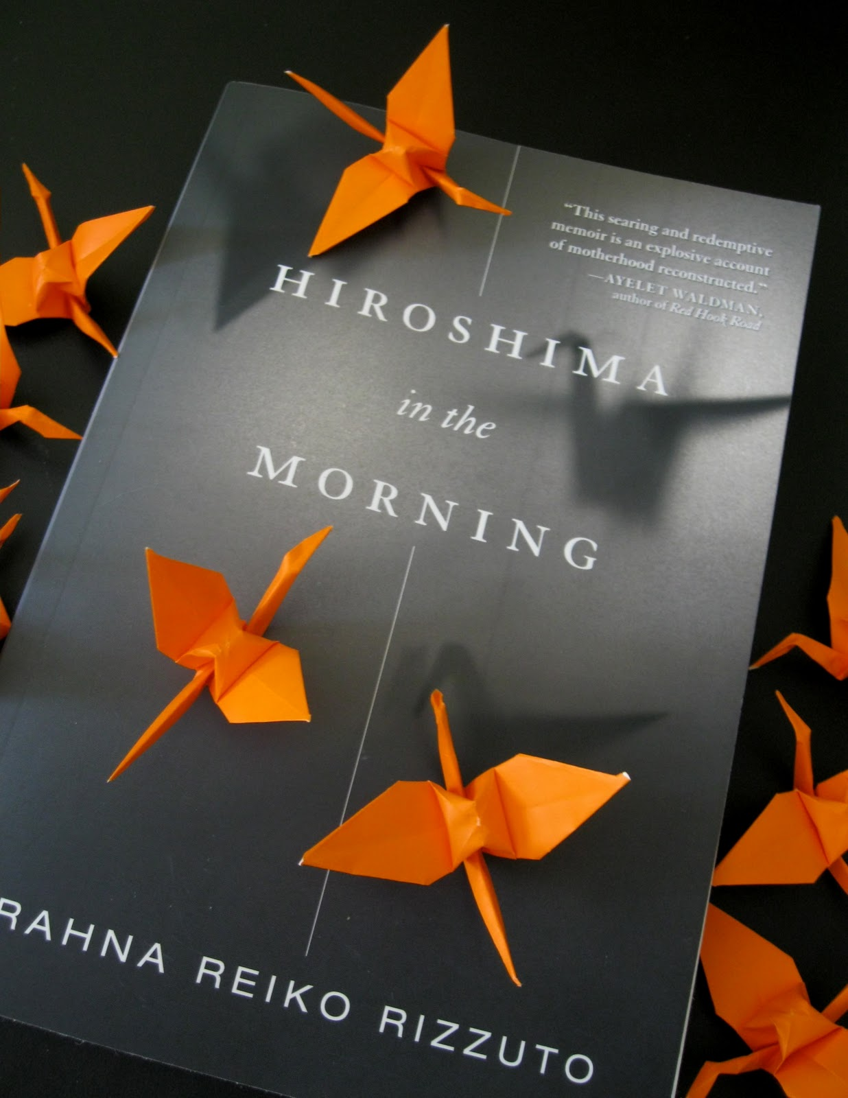 hiroshima in the morning rizzuto rahna reiko