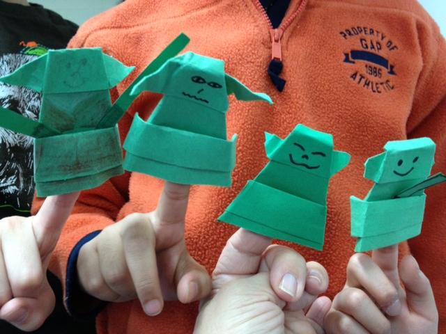 The Strange Case Of The Origami Yoda Dolce Bellezza