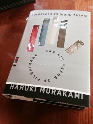 Colorless Tzukuru Tazaki and His Years of Pilgramage
