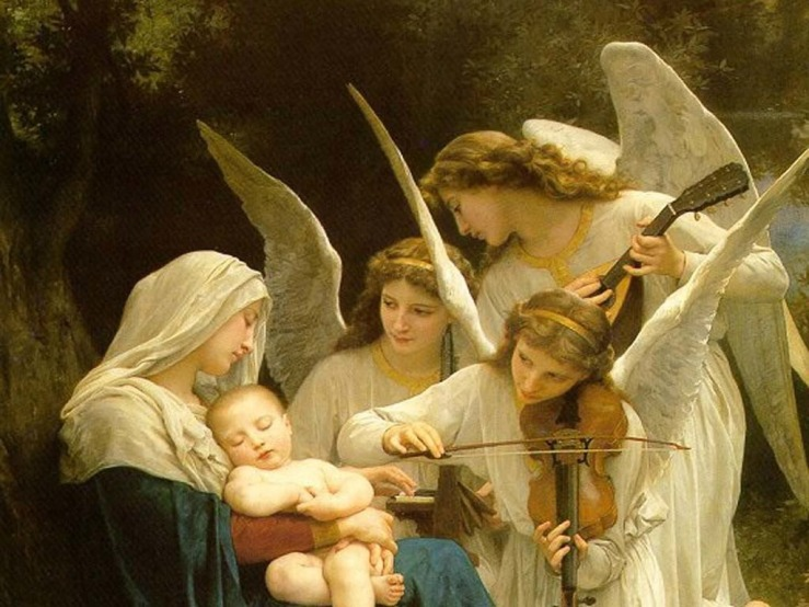mary-baby-jesus-angles