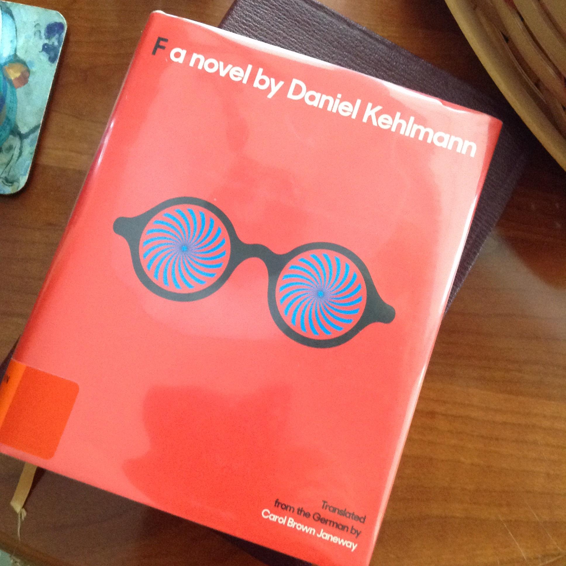 dissertation daniel kehlmann 2013