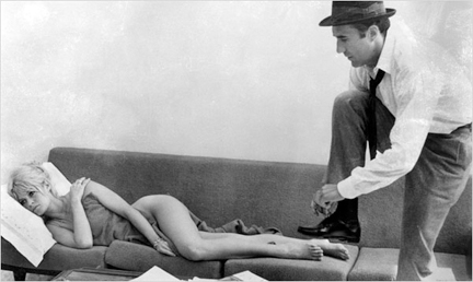 contempt Jean-Luc Godard's 1963 film
