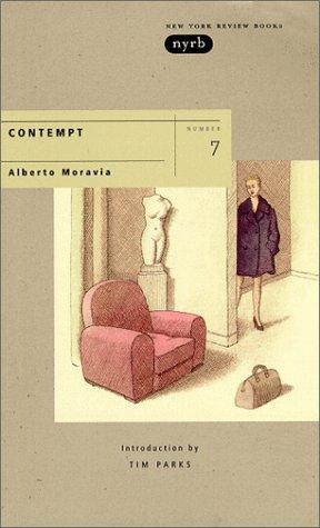 Contempt New York Review Book