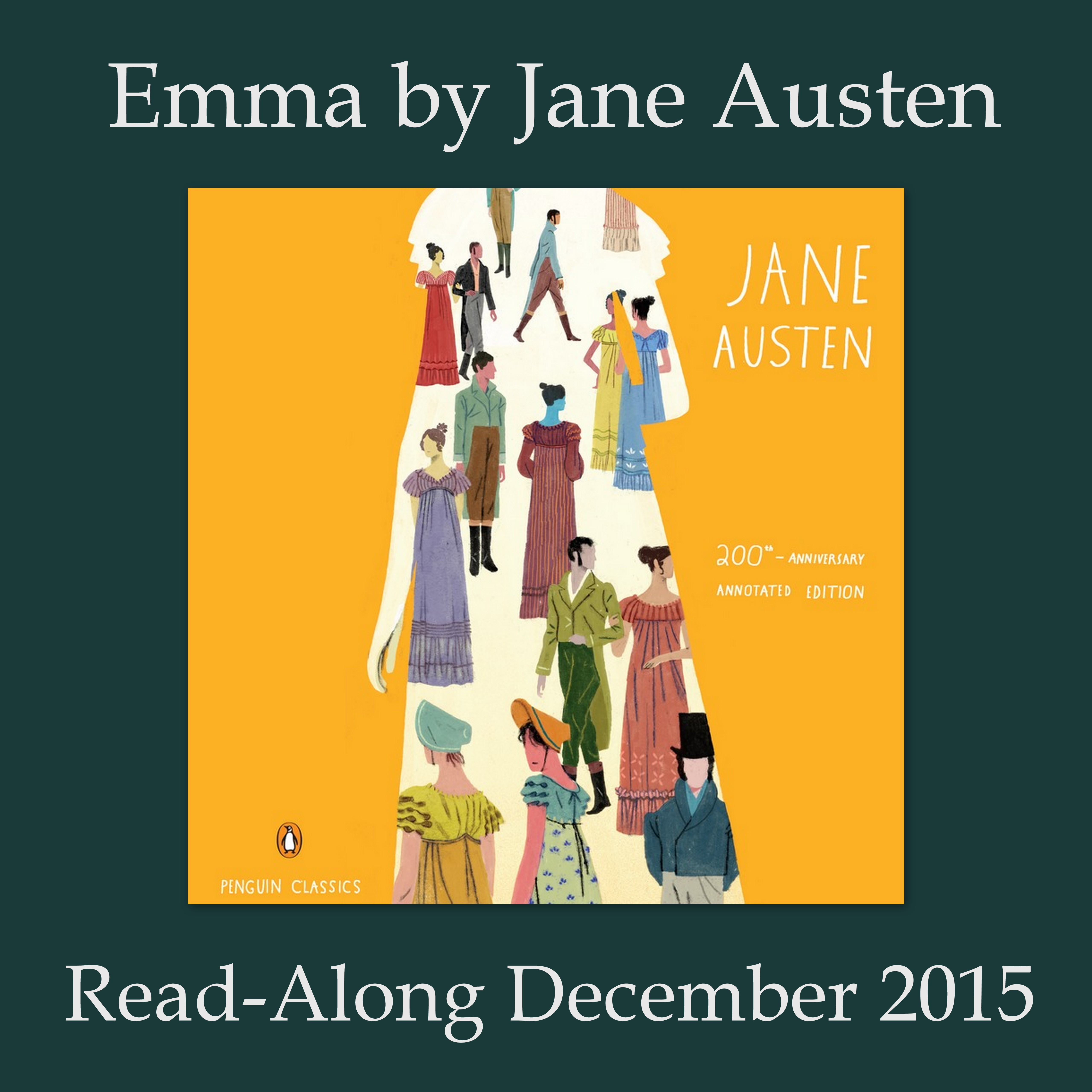 Emma Read-Along for December