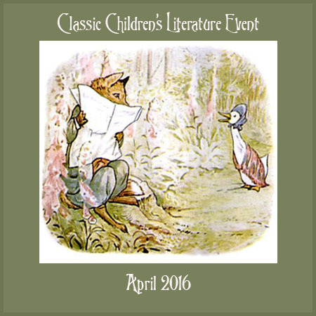 Classic Children's Literature Event