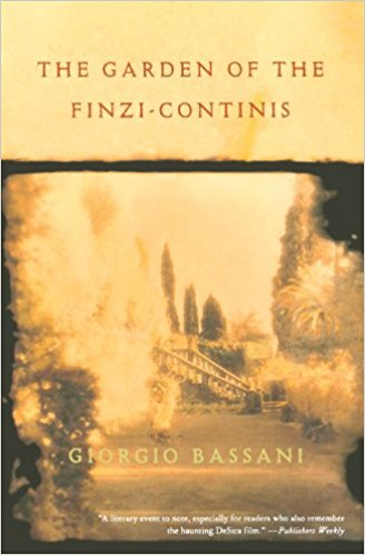 The Garden of The Finzi Continis